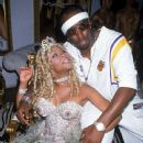 Sean Combs and Lil' Kim