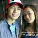 Michelle Madrigal and Joseph Bitangcol