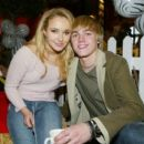 Jesse McCartney and Hayden Panettiere