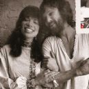 Carly Simon and Kris Kristofferson