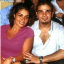 Amr Diab and Zinah Ashour - 374 x 436