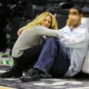 Tim Duncan and Amy Duncan - 454 x 378