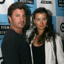 Diego Serrano and Cote Pablo