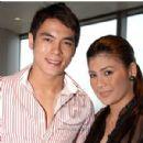 Jake Cuenca and Roxanne Guinoo