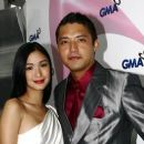 Heart Evangelista and Mark Anthony Fernandez