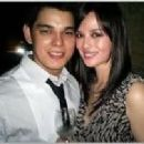 Richard Gutierrez and Georgina Wilson