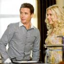 Scarlett Johansson and Kevin Connolly