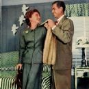 Anne Baxter and John Hodiak
