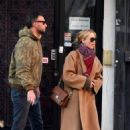 Jennifer Lawrence and Cooke Maroney – Out and about in New York City - 454 x 681