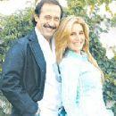 Florencia Peña and Guillermo Francella