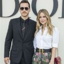 Melissa Benoist – Christian Dior Fashion Show in Paris