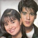 Aga Muhlach and Lea Salonga