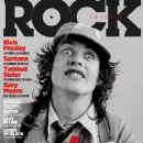Angus Young - This Is Rock Magazine Cover [Spain] (April 2016)