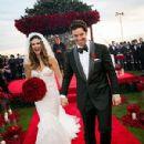C.J. Wilson, Lisalla Montenegro Wedding photo - 300 x 400