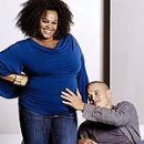 Jill Scott and Lil Jon Roberts