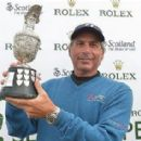 Fred Couples At The 2012 Senior Open