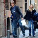 Viggo Mortensen and Christina Rosenvinge