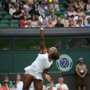 Serena Williams - 2009 Wimbledon Championships - June 22 2009