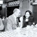 Lupe Velez with William H. Randolph of United Artists Theatre (Circa 1929) - 454 x 386