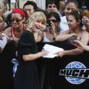 Emilie De Ravin - Much Music Video Awards In Toronto, 17.06.2007.