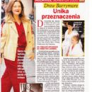 Drew Barrymore - Zycie na goraco Magazine Pictorial [Poland] (27 August 2020)