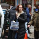 Zoey Deutch – On the Set of 'The Politician' in the East Village