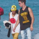 Michelle Rodriguez In Bikini On Holiday With Zac Efron In Ibiza