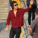 Harry Styles showed up at the Allphones Arena in Sydney