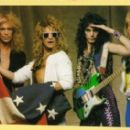 Billy Sheehan, Steve Vai, Greg Bissonette & David Lee Roth