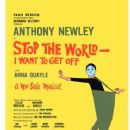 Stop the World – I Want to Get Off  Original 1962 Broadway Cast - 239 x 353