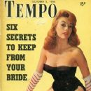 June Blair - Tempo Magazine Cover [Italy] (2 October 1956)