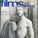 Malcolm McDowell, Britt Ekland - Films and Filming Magazine Cover [United Kingdom] (May 1975)