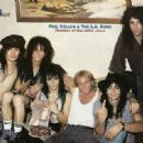 Phil Collen with L.A. Guns