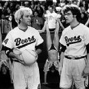 Trey Parker and Matt Stone in Universal's Baseketball - 1998