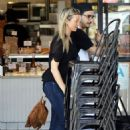 Amy Smart at Joan's On Third in Studio City - 454 x 681