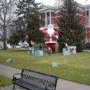 Santa Santa,Charlotte Michigan, - 454 x 340