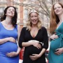 Denise Van Outen - Models Her New Pregnancy Range For Online Clothing Store Very.co.uk, 23 March 2010 - 454 x 302