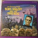 Boris Karloff - An Evening With Boris Karloff And His Friends