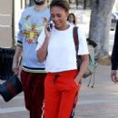Melanie Brown – Arrives at America Got Talent Show in Pasadena