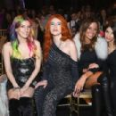 Bella Thorne attends the Sherri Hill Show during New York Fashion Week February 2019 on February 8, 2019 in New York City - 454 x 302