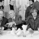 Pierre Richard, Mikhail Gorbachev, Gerard Depardieu