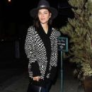 Jessica Szohr at Catch restaurant in Los Angeles February 21, 2017 - 454 x 706