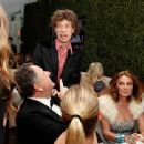 Mick Jagger and L'Wren Scott arrive at the Vanity Fair Oscar party hosted by Graydon Carter held at Sunset Tower on February 27, 2011 in West Hollywood, California - 454 x 340