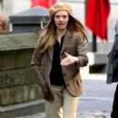 Amanda Seyfried – Filming the 1970s Thriller 'Things Heard and Seen' in NY - 454 x 763