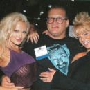 Nikki Tyler, Stacy Valentine and Drew Carey