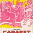 Cabaret 1966 Original Broadway Cast Starring joel grey - 343 x 499