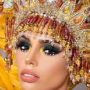 Angie Keith- Miss Grand International 2020- National Costume Photoshoot/ Presentation - 454 x 567