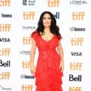 Salma Hayek – 'The Hummingbird Project' Premiere – 2018 Toronto International Film Festival - 454 x 680