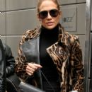 Jennifer Lopez – Leaves rehearsal for the Time !00 Gala in New York City - 454 x 1154
