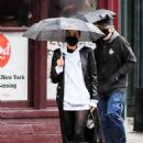 Irina Shayk – Seen out in New York City